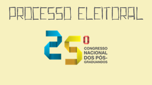 processos eleitorais 25CNPG